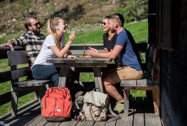 Picknick im Hirzergebiet, was will man mehr?